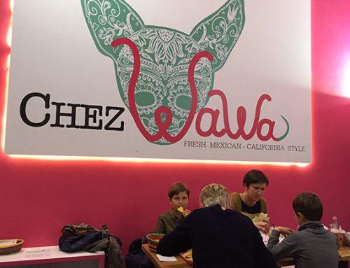Project Restaurant Chez Wawa
