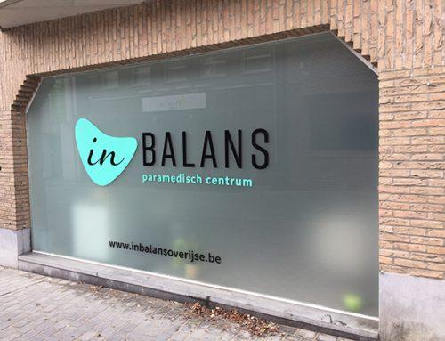 Raambelettering in Balans